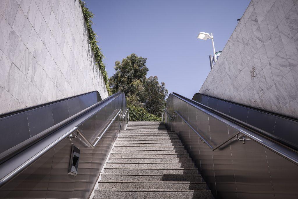 Ο σταθμός θα κατασκευαστεί μπροστά από τη Σχολή επί της γραμμής 3 του μετρό c0f26b2f77f