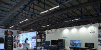 LG Electronics  Έδωσε δυναμικά το παρόν στην 6η έκθεση τουρισμού 100%. 83390d9f995