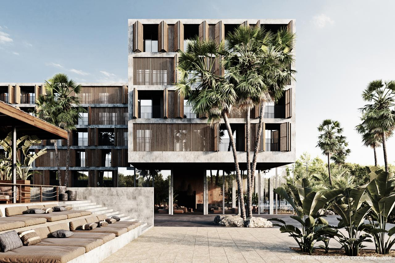 4a8b63c7a2 Αποκαλυπτήρια για το ξενοδοχείο Casa Cook Ibiza που ανοίγει τις ...